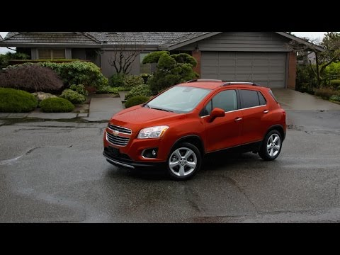 2015 Chevrolet Trax LTZ Car Review