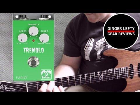 Palmer MI POCKET Tremolo Effekt für Gitarre
