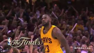 NBA on ABC Theme | 2015 NBA Finals Game 3 | GSW vs CLE |