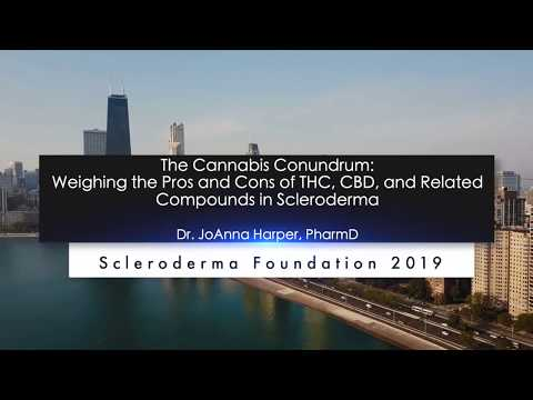 Cannabis Conundrum: Pros & Cons of THC,CBD and Related CompoundsJoAnna Harper, PharmD.,RPh,-2019