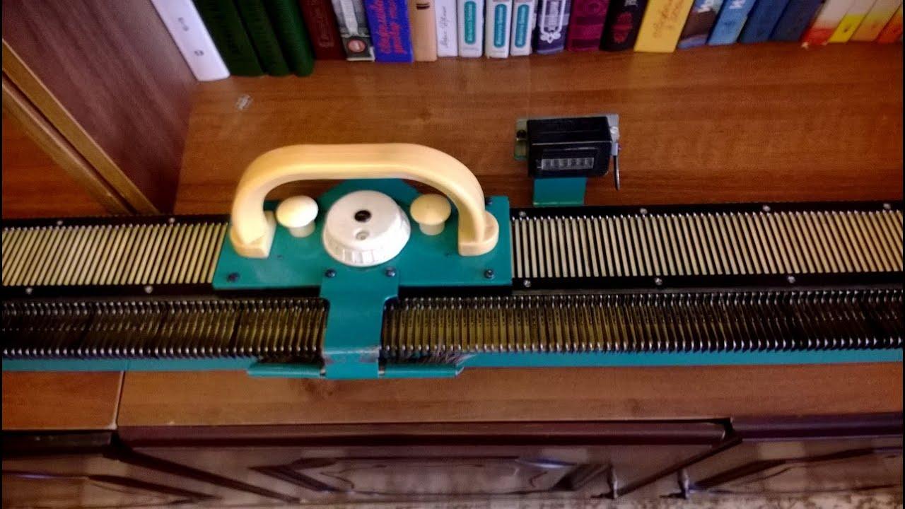Северянка вязальная машина инструкция