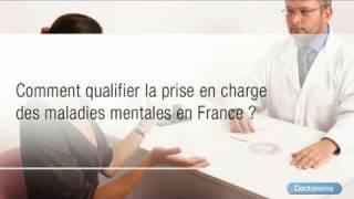La prise en charge des maladies mentales : le retard français