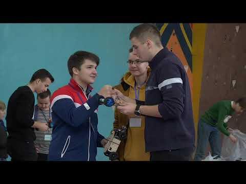 9-channel.com: Обласний чемпіонат з робототехніки пройшов на Дніпропетровщині