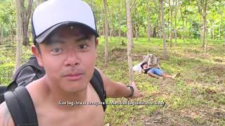 Ada Apa Nih Dion & Marshall Pakai Sarung di Tanjung Canyon?