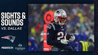"""Patriots Mic'd Up vs. Cowboys: """"We're thankful for each other"""" (Week 12) 