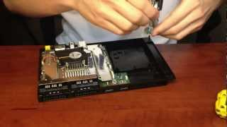 Slim Playstation 2 Reassembly
