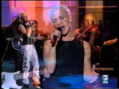 Especial have a nice day TVE -ROXETTE 99