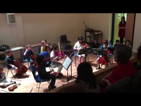 2017.6 - Izzi - Bramley Quartet - Blow the Wind Southerly