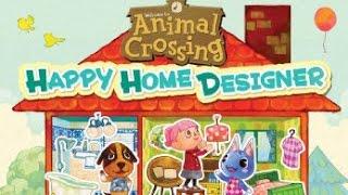 ►Happy Home Designer►ANIMAL CROSSING ►YAYAYAYAYAYA