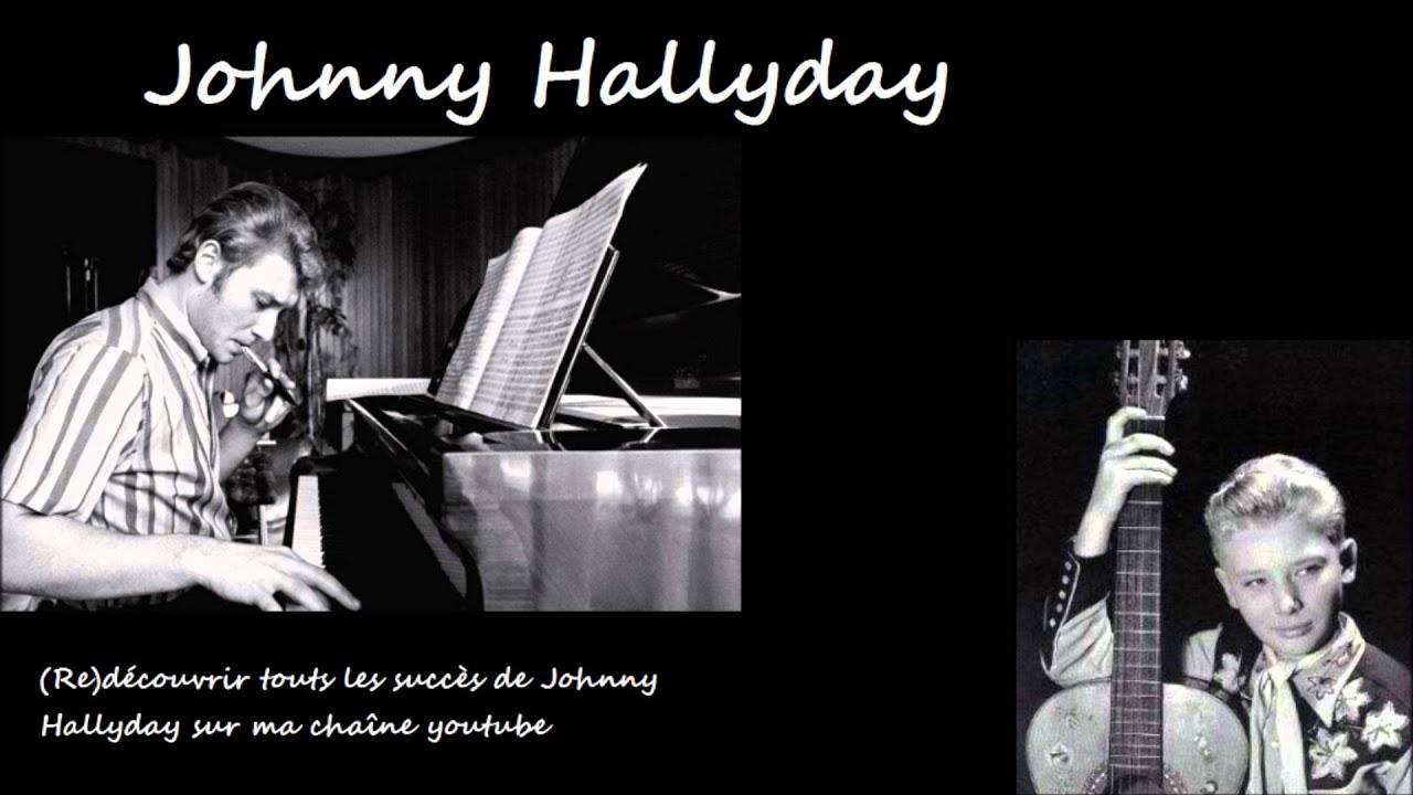 Un tableau de hooper johnny hallyday youtube - Housse de couette johnny hallyday ...