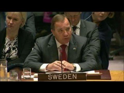 Sweden's parliament ousts Prime Minister Stefan Lofven