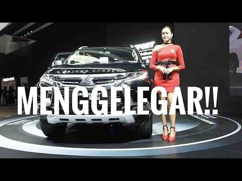 Tes Audio Mitsubishi Pajero Sport Rockford Fosgate | IIMS 2018