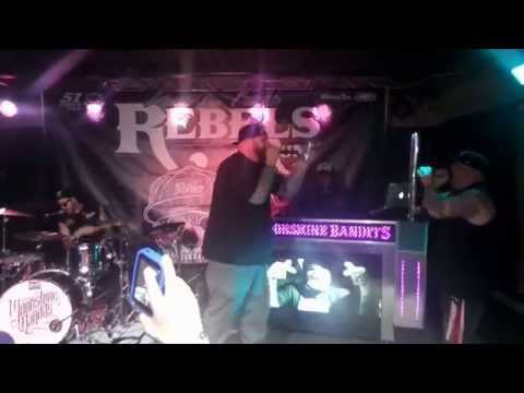 Moonshine bandits live at freaksters roadhouse