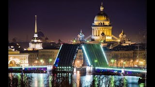 Здравствуй мой Петербург. Новинка 2019