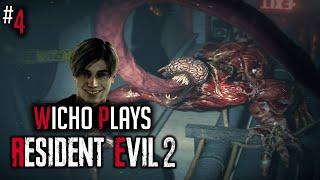 Finding My Way Around... | Wicho Plays Resident Evil 2 Episode 4 | Leon A