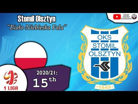 Stomil Olsztyn Anthem -