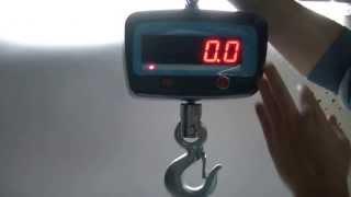 Крановые весы ВСК-А - обзор