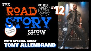The Party Hog Road Story Show #12 with Tony Allenbrand