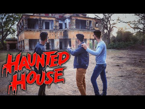 Most Haunted House of India/Haunted GP Block Meerut/Haunted Villa in forest/Paranormal Activity