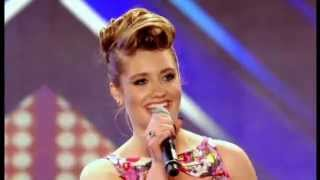unseen audition ella henderson s performance the x factor uk 2012 midnight train to georgia