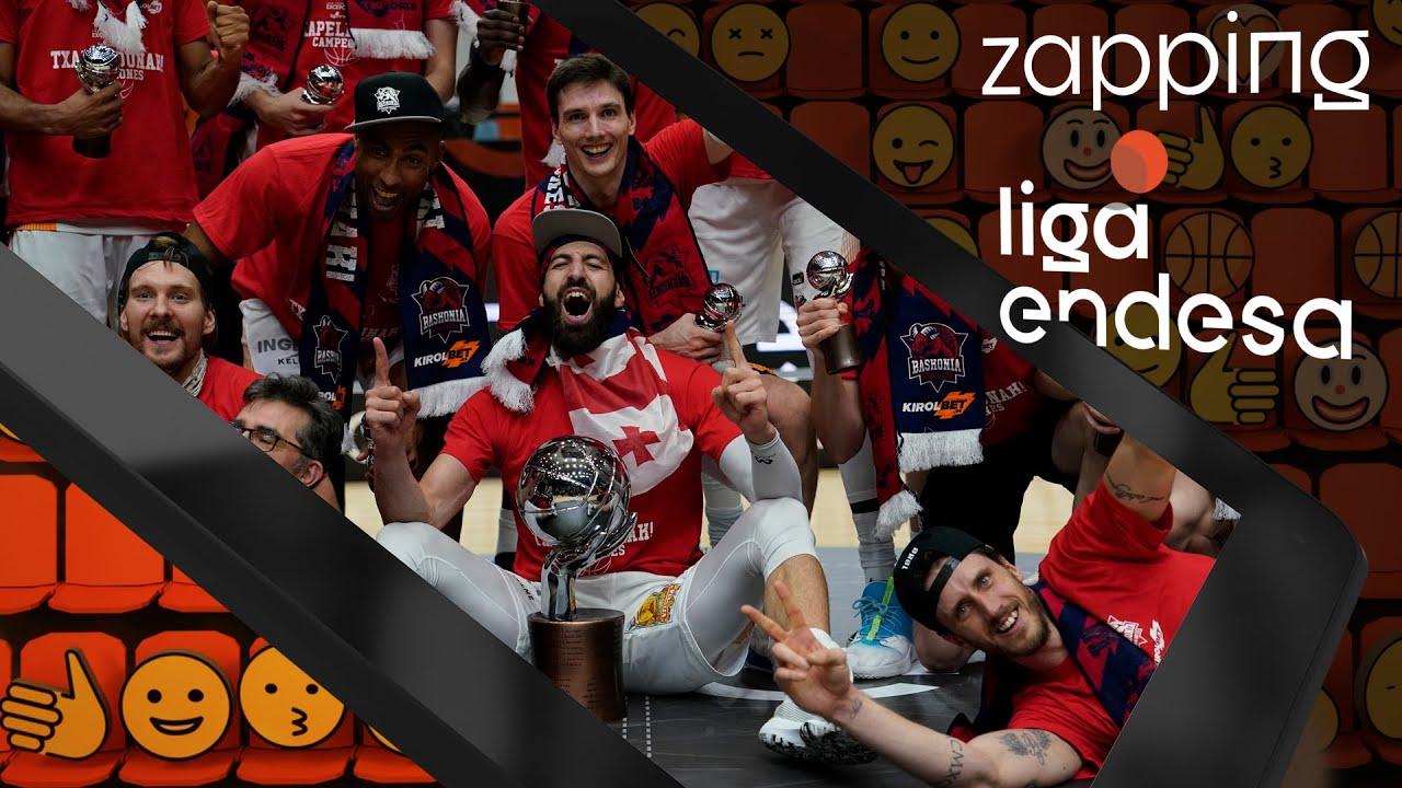Zapping Liga Endesa: ¡Felicidades campeones!   Fase Final Liga Endesa