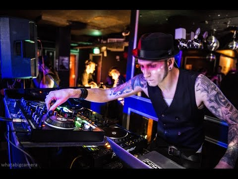 Daniel Graves DJ Set - Halloween - Perth, Australia