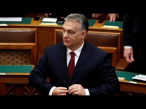 Hungary approves 'STOP Soros' bills, defying EU and rights groups