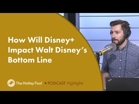 How Will Disney+ Impact Walt Disney's Bottom Line