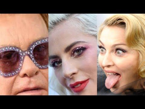 Sylvia Chacon - Elton John Criticizes Madonna For Her Opinion On Lady Gaga's Music