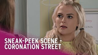 Coronation Street (Corrie) Spoilers: Kayla Quizzes Bethany About Her Past | Watch the Scene