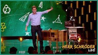 Herr Schröder: Metaphern und Oxymora – sprachliche Wunderwerke