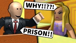 Roblox court case sends INNOCENT girl to PRISON