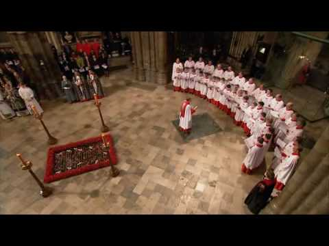 For The Fallen  :  Choir of Westminster Abbey
