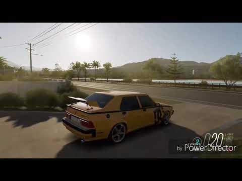 Forza Horizon 3 - Drift da HBRP