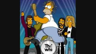 Image result for getting in tune the who images