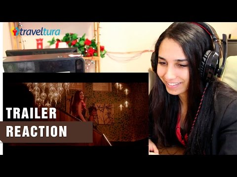 Fitoor Official Trailer Reaction Review | Aditya Roy Kapur, Katrina Kaif, Tabu | Indian