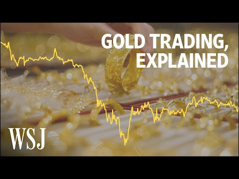 The Volatility of the Gold Market, Explained   WSJ