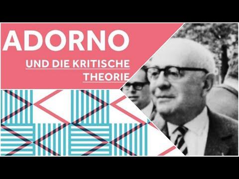 Philosophisches Gespräch: Adorno und die Kritische Theorie