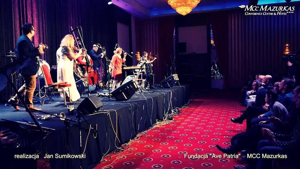 Wersja jammowa koncert w MCC Mazurkas-fund.