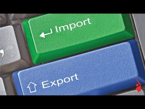 Exporting and Importing data into IB's TWS