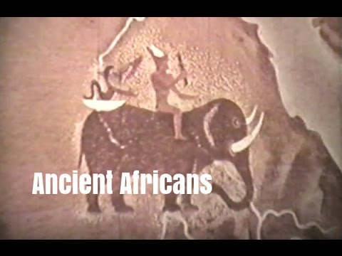 Ancient Africans: The Kingdom of Kush and the History of Africa