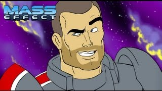 Mass Effect Cartoon - Debut Trailer