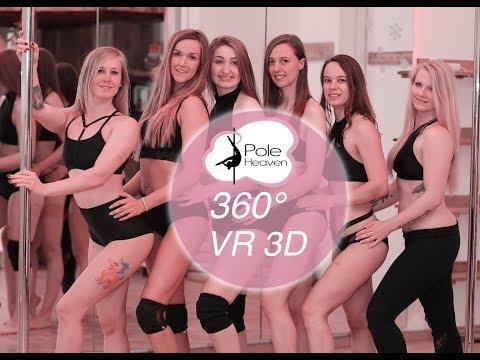 3D Pole Dance