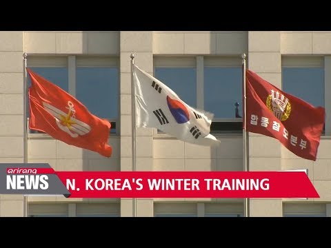 N. Korean military preparing for winter training: Joint Chiefs of Staff
