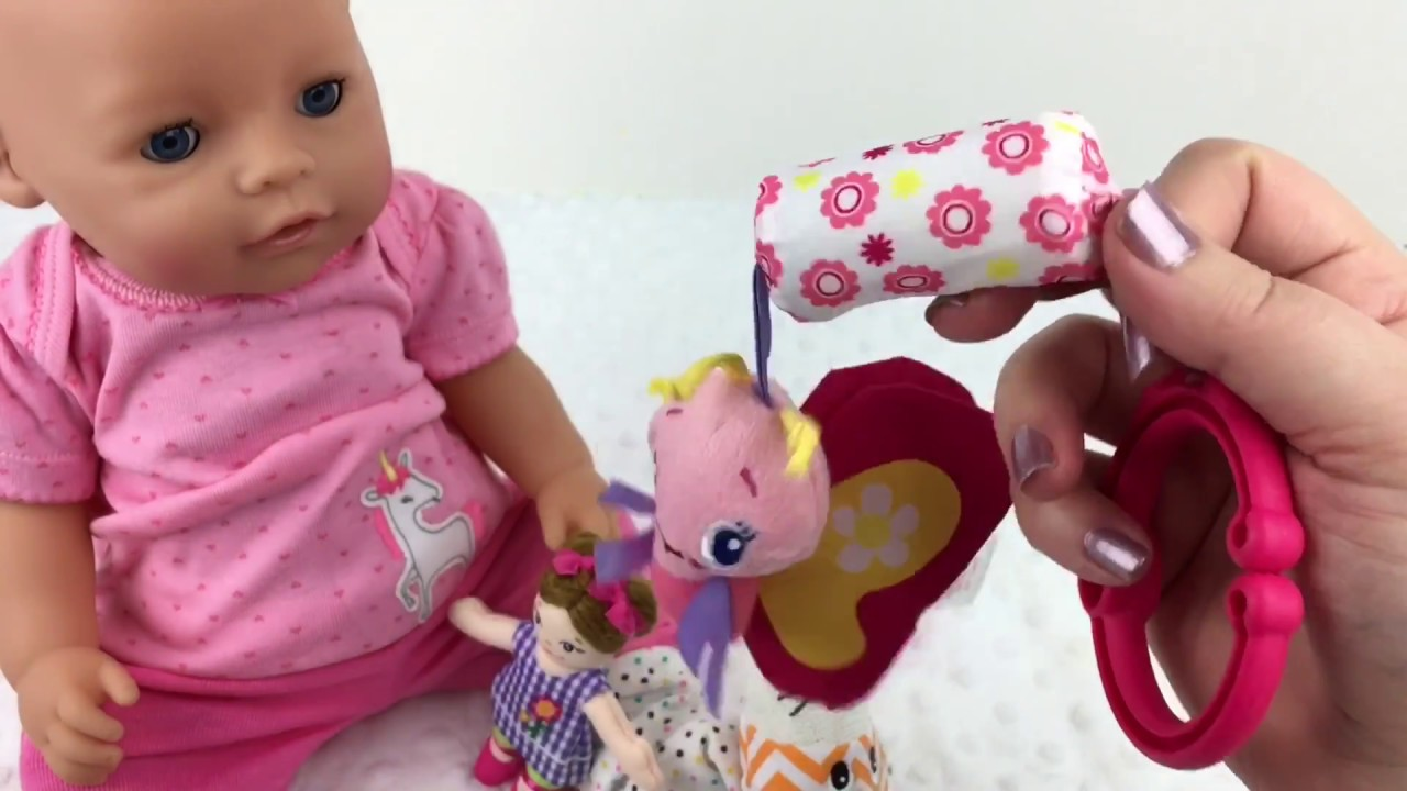 Baby Born Doll Morning Routine Youtube