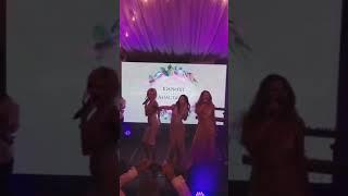 Миша Романова выступила на свадьбе