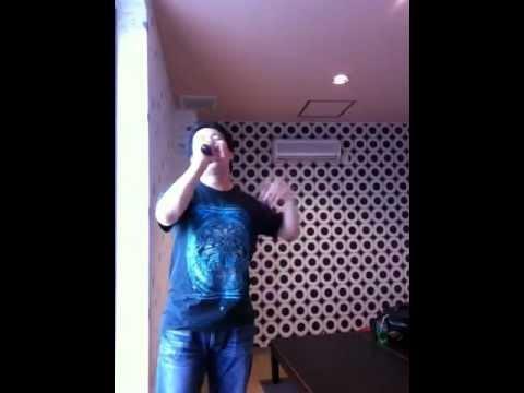 "At Karaoke: ""Lithium"" by Evanescence"