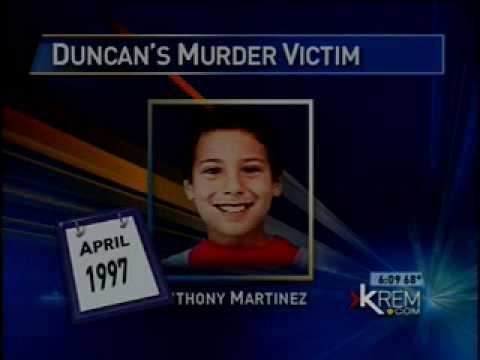 Joe Duncan timeline