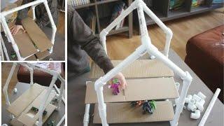 видео Детский столик из дерева или из пластмассы?
