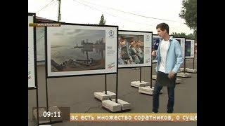 Смотреть видео Прямое включение. Выставка «Россия - место для путешествий» онлайн